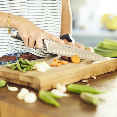 8 Sharp Stainless Steel Kitchen Knife Sharpener with