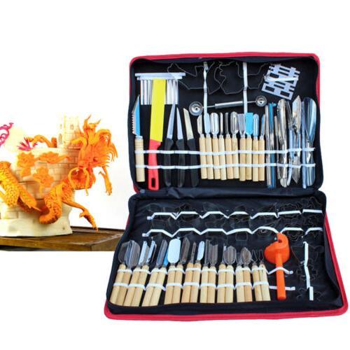 80pcs/set Fruit Chiseling Kitchen/Dining Tools