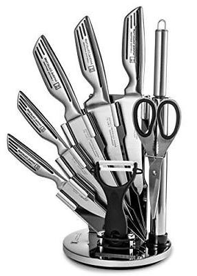 Imperial Collection 9-Piece Stainless Steel Kitchen Cutlery