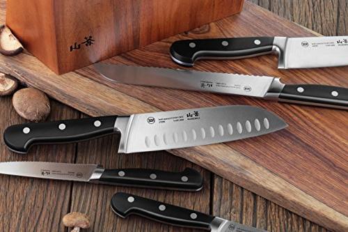 Cangshan V2 Series 59908 6-Piece German Steel Knife Set