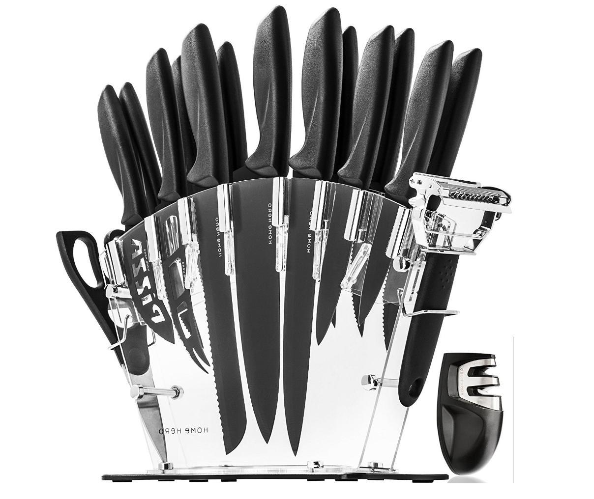 Culinary Knife Set Steak Knives Dishwasher Safe Accessories