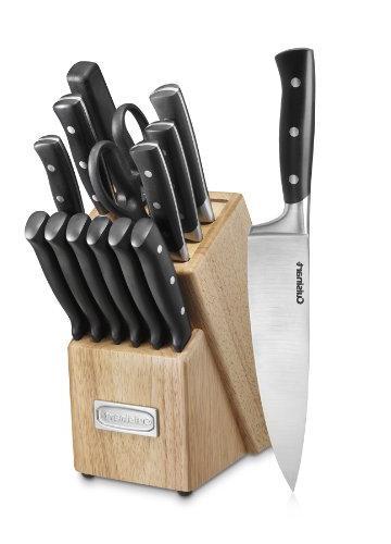 black knife block set