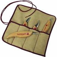Flexcut 4-piece Carving Knife Set