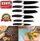 Chef 6 Pc Knife Set Kitchen Knives Professional Cooking Culi