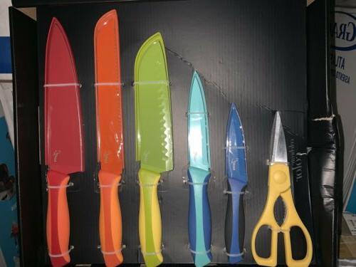chef knife set 11 chef 5 santoku