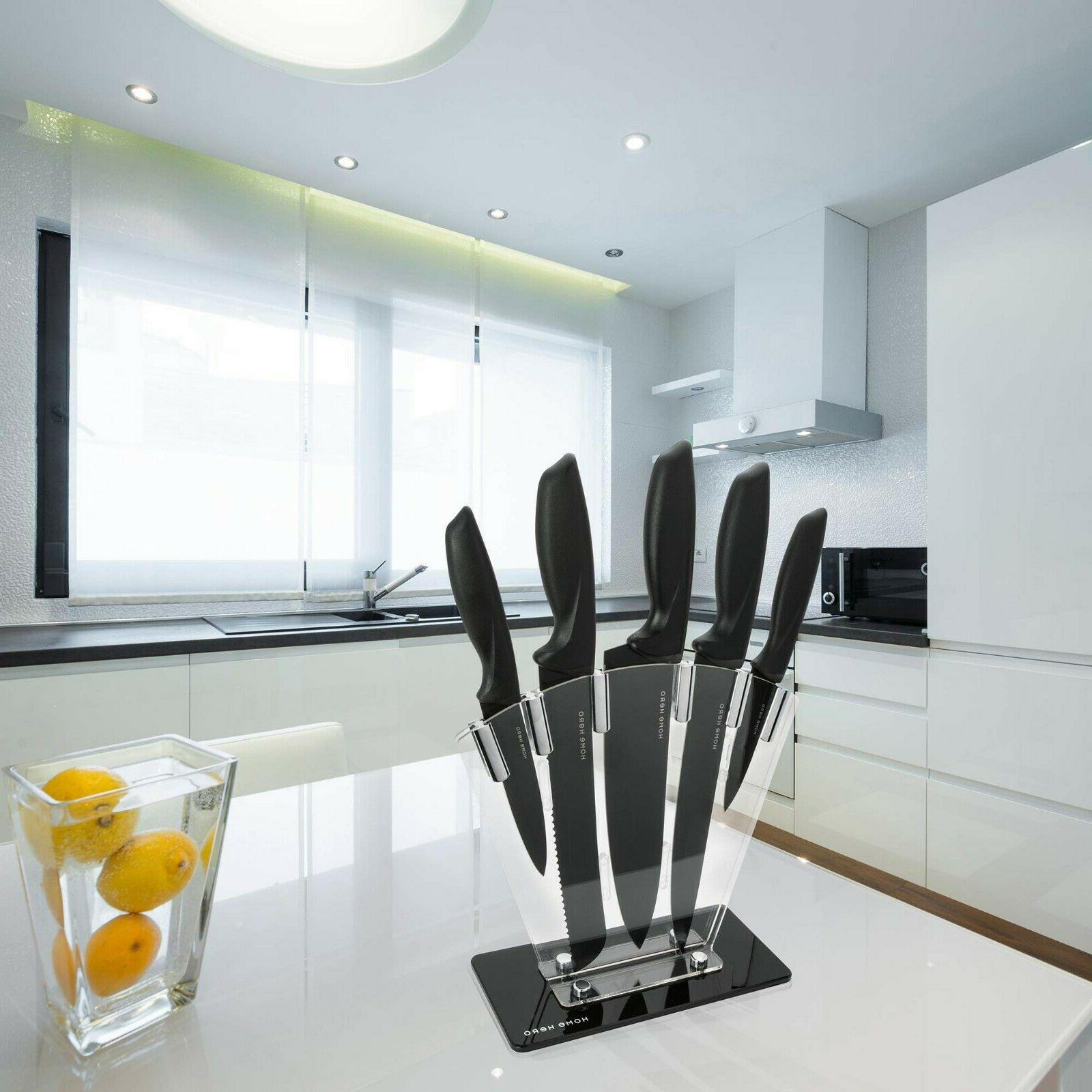 Chef Set Knives Piece Stainless Steel Knives