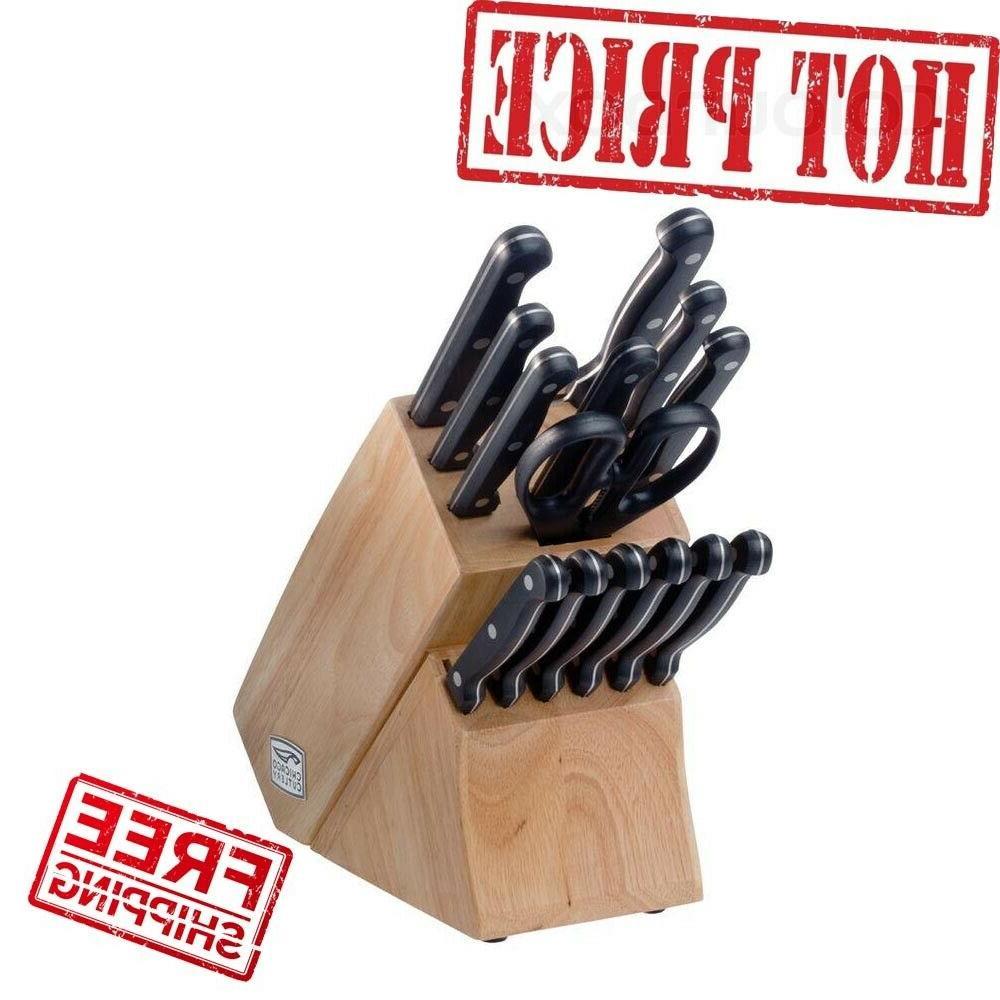 chicago cutlery essentials knife set
