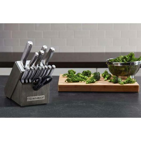 Calphalon Classic Stainless Steel Cutlery Knife Set 15