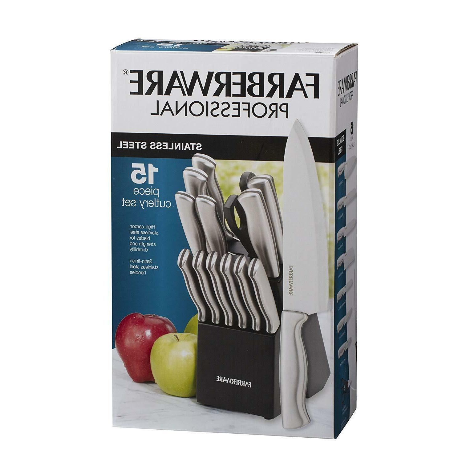 Cuisinart Collection Cutlery Set, Stainless