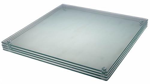 glass cutting board set non