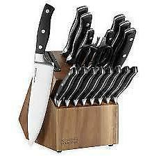Chicago Cutlery® Insignia Classic 18-Piece Knife Block Set