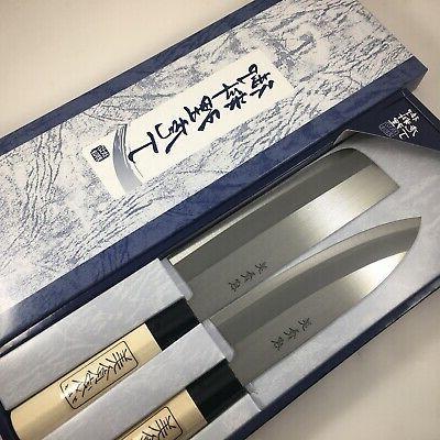 Japanese Shimmoura Hocho Steel 2 MADE