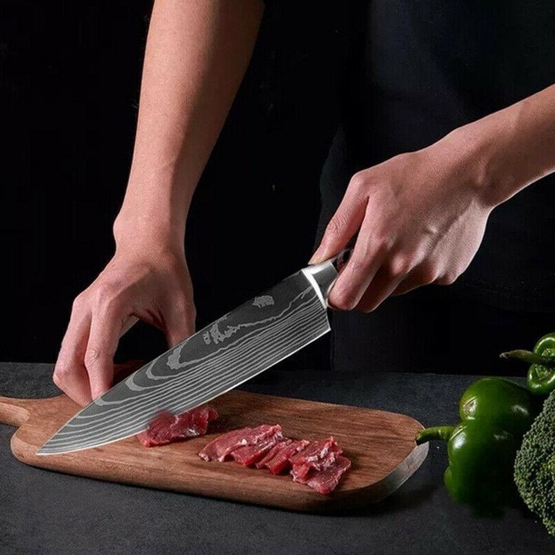 Japanese Knife Steel Chef's Knife