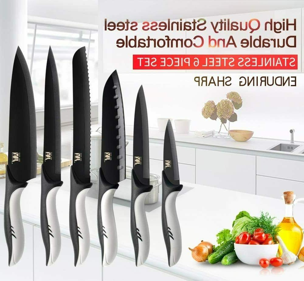 Japanese 6 Knife Blade Chef choice