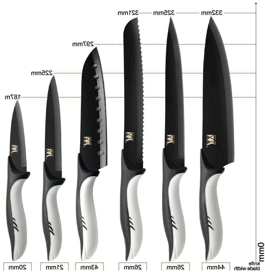 Japanese Knife Black Chef