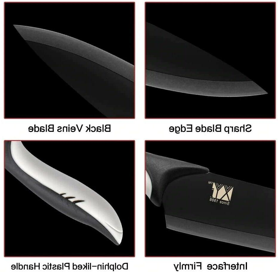Japanese 6 Knife Chef choice carving