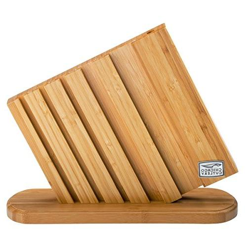 Chicago Cutlery Piece Knife Set: Professional Kitchen Knife Cutting Board and Handles