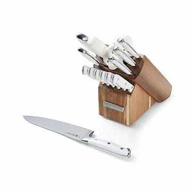 Kitchen Knife 15-Piece High Triple Rivet Cutlery