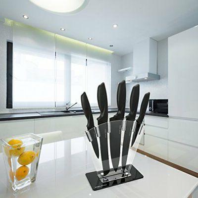 Kitchen Knife Set Sharp Mold