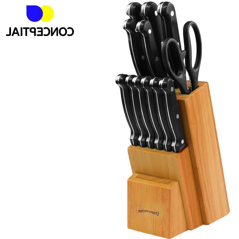 Knife Kitchen Utensils Stainless Pc