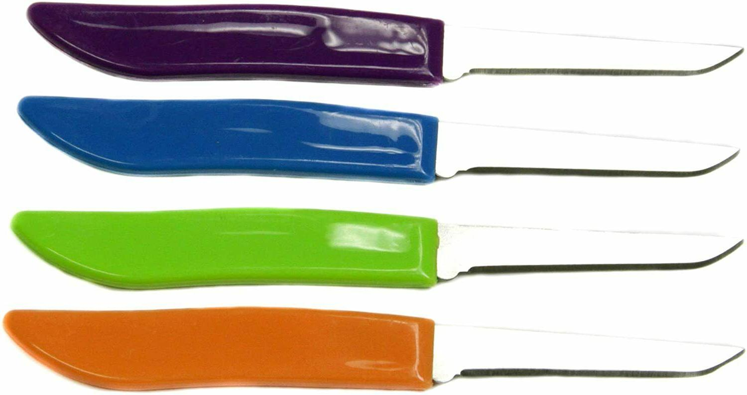knife paring assorted handles