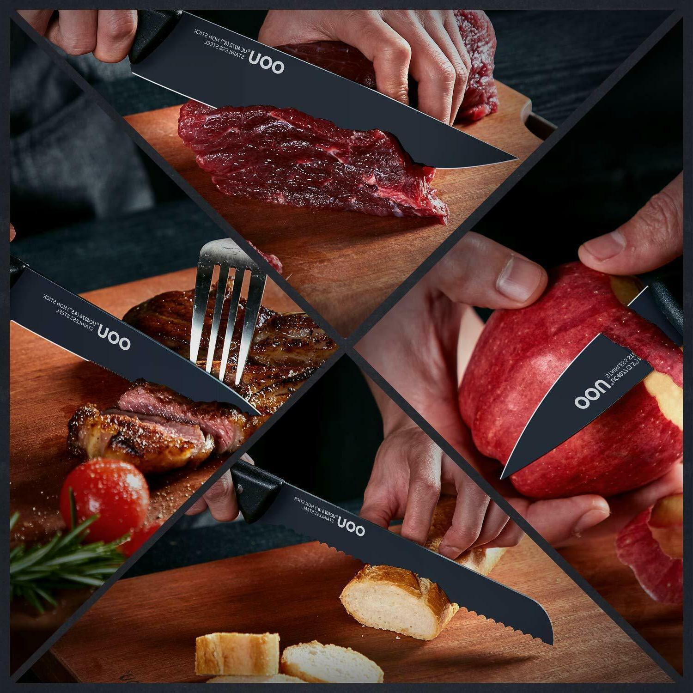 Knife Kitchen Set Chef