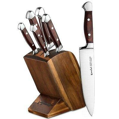 knife set 6 piece kitchen knife set