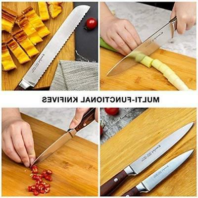 Knife Chef German Stainless Emojoy