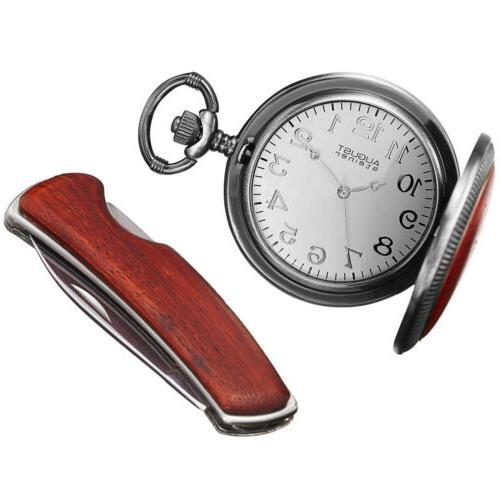 New Steiner Watch Pocket Set