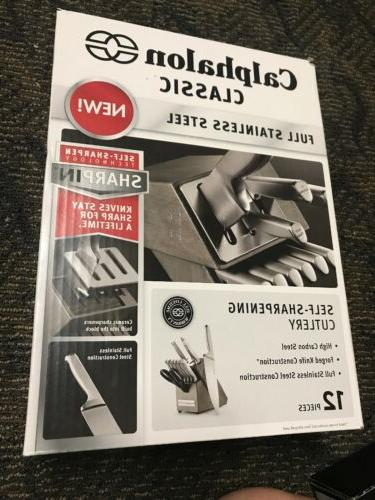 new 2017943 stainless steel 12 piece cutlery