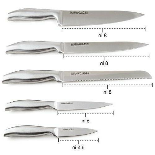 Premium Pieces w/ Acrylic Knives
