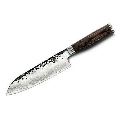 """Shun Knife Kiritsuke, Santoku & 5.5"""" Nakiri"""