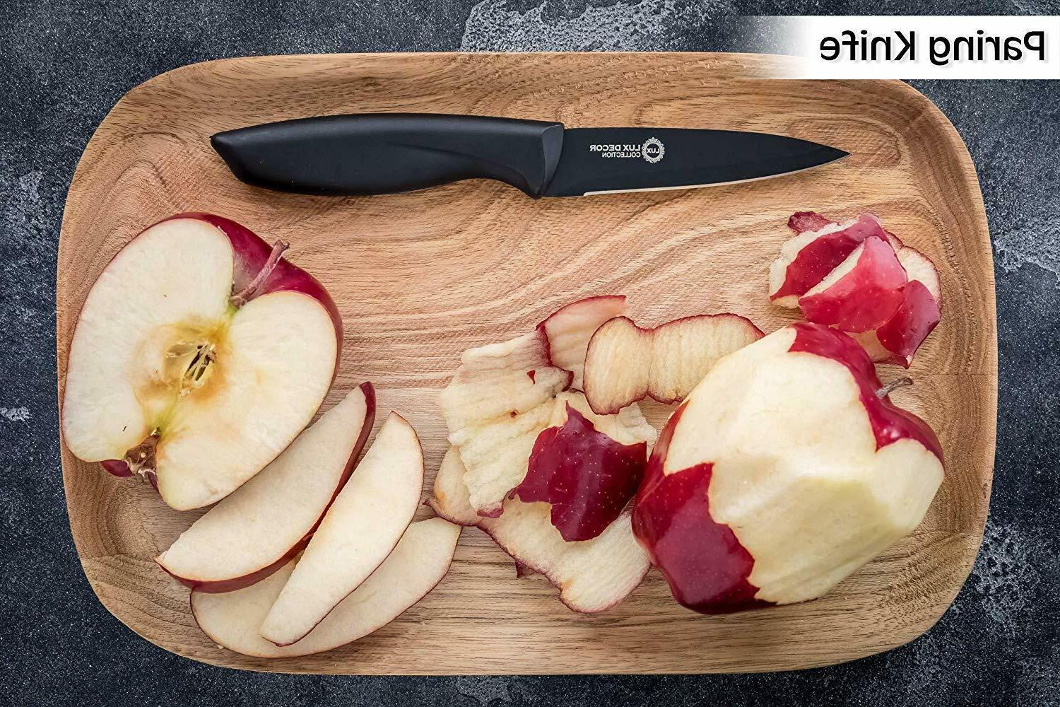Knives 7 Piece Cutlery Pizza Professional Knife