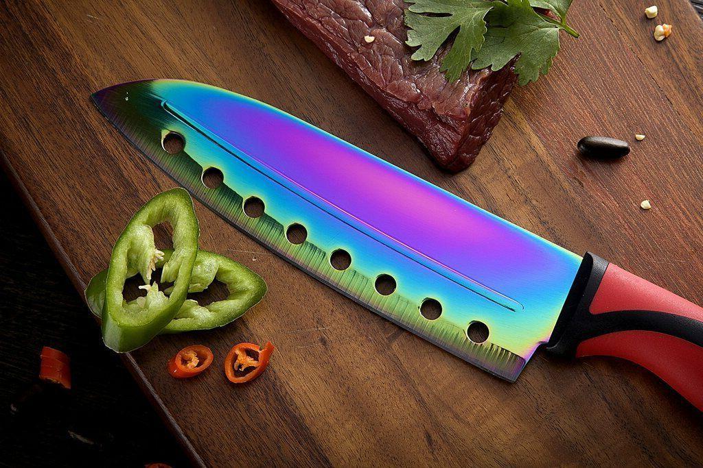 Steel 5 Knife