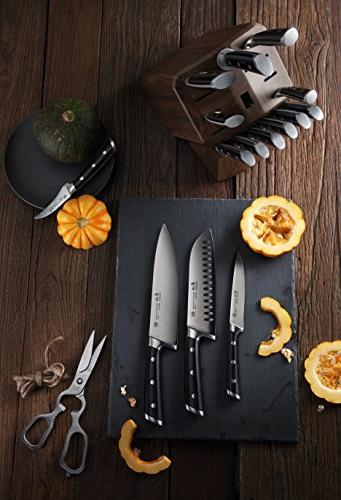 Cangshan S Series German Forged Knife Block