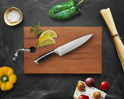 Prime 8 kitchen knife set with Bread Knife