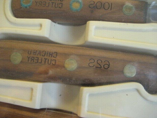 SUPER 1984 UNUSED/NEW KNIFE SET 61S