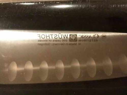 Wusthof 2 Piece Knife Set Chef Paring New