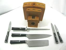 marquee series 7 piece knife set