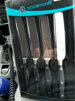 """Messermeister meridian elite Steak Knife Set 4.5"""" set of 4"""