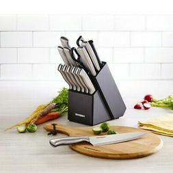 New Quality 15 Piece Artiste Collection Cutlery Knife Block