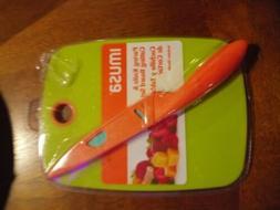Imusa Pairing Knife & Cutting Board Set