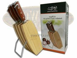 Hen & Rooster HRI043-BRK Fivepiece Kitchen Set