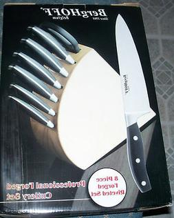 BergHOFF Professional Forged Cutlery Set - 6 Knives + Kitche