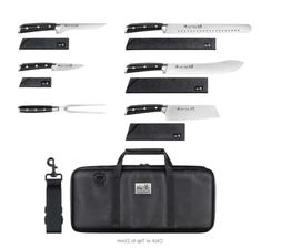 Cangshan S Series 7-piece BBQ Knife Set