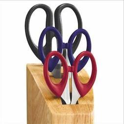 Chicago Cutlery® 4-pc Scissor Block Set