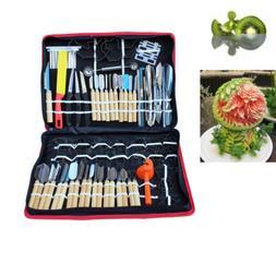 Set Knife Carving Home Tools Engraving Food Fruit Vegetable