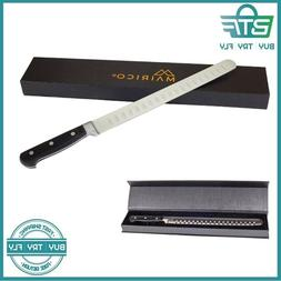 Sharp Carving Knife 10inch Stainless Steel Kitchen Slicing R