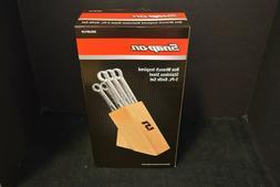 SnapOn 5 piece Block knife set