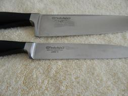 Calphalon  stainless 2  knife set